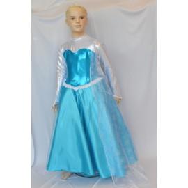 Elsa Carnival dress