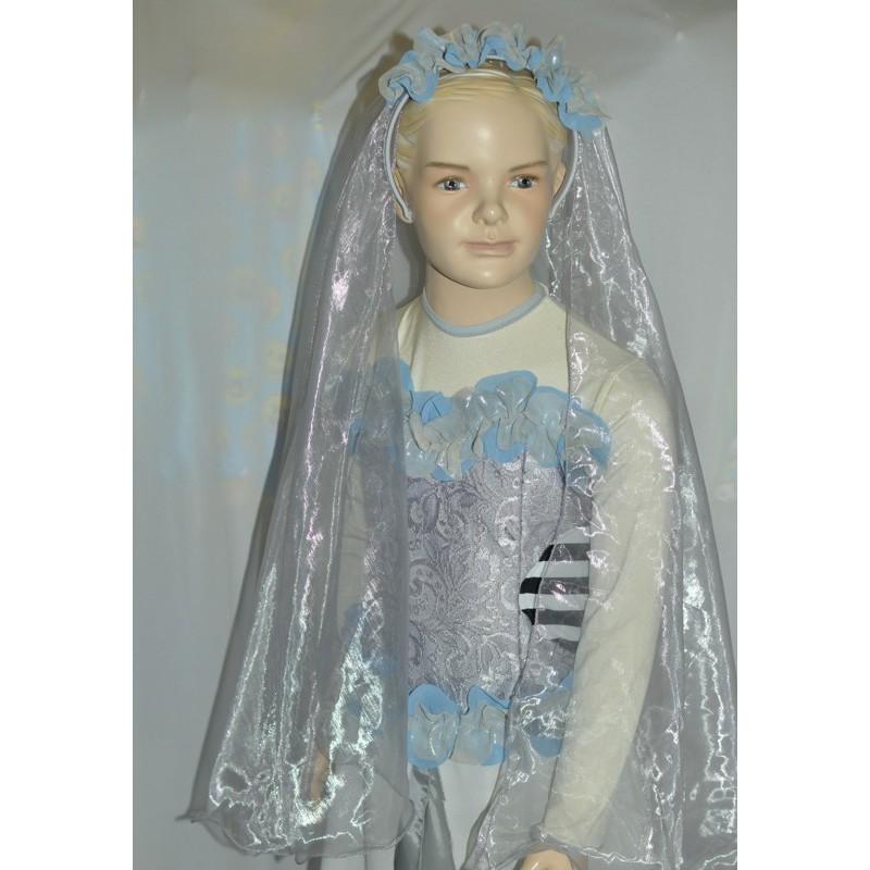 halloween abito bambina sposa cadavere  halloween abito bambina sposa  cadavere 688d011b180