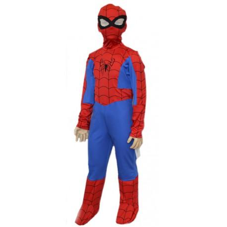abito carnevale bambino costume spideman