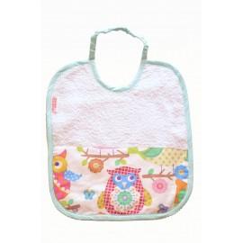 set asilo bavaglino asciugamano sacchetto portabavaglino
