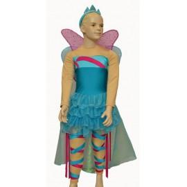 costume bambina fatina