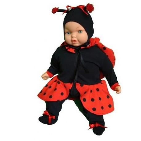 Costume carnevale neonato minnie