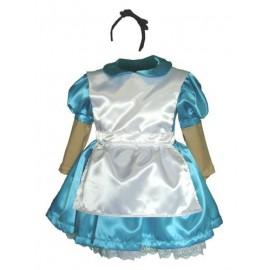 Costume bimba Alice