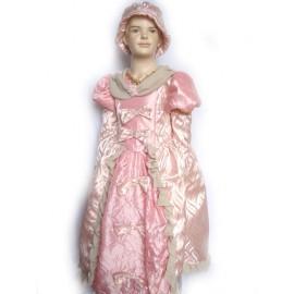 carnival dress princess french lady