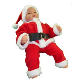 Babbo Natale neonato