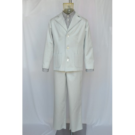 abito cerimonia bambino bridal giacca