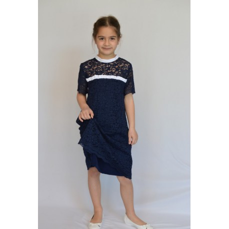 best authentic ed8e8 23cbc ABITO BAMBINA PIZZO 008