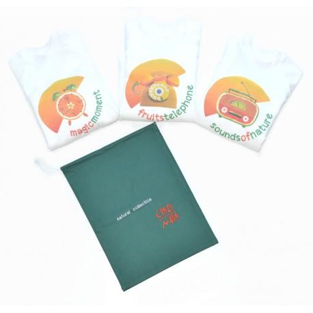 felpa stampata bambin cotone idea regalo