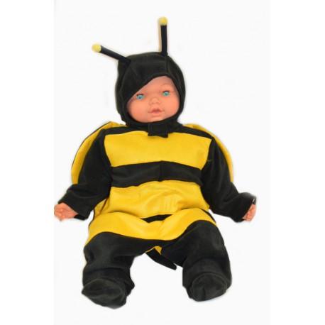 1a8911117167 abito carnevale bambino neonato ape costume