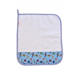 set asilo bavaglino asciugamano sacchetto portabavaglino cotone disney