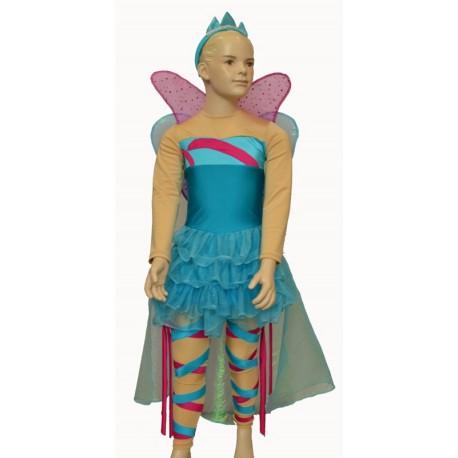 elegante e grazioso nuovi prodotti caldi online in vendita Costume fatina Winx