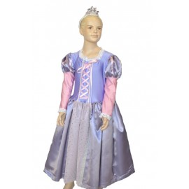 Rapunzel carnival dress