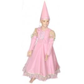 Costume fatina rosa