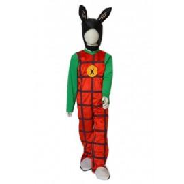 Costume coniglio Bing