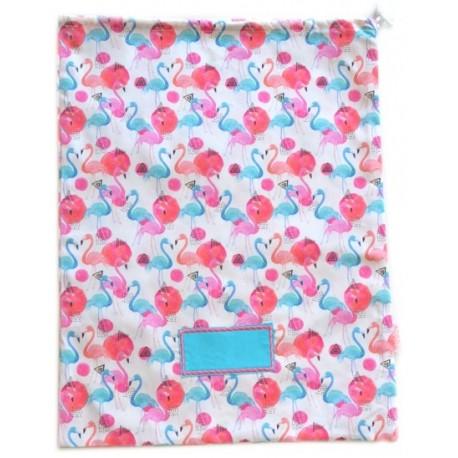 flamingo sack