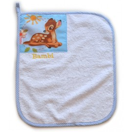 Asciugamano Bambi