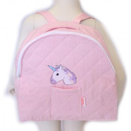 zaino unicorno