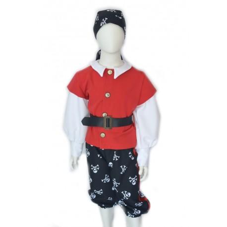 carnival dress child pirate