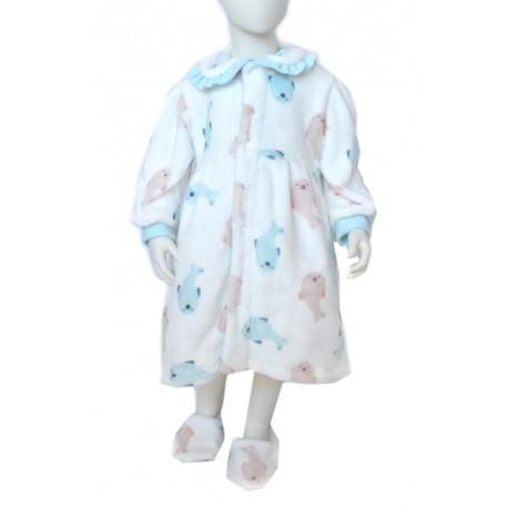 night robe girl