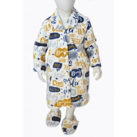 night robe child Cannes