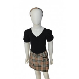 trouser skirt  girl kilt1