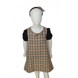 pinafore dress girl