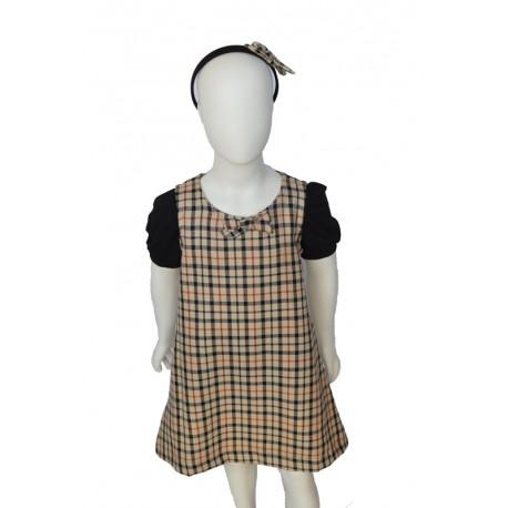 pinafore dress girl