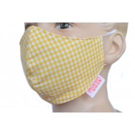 4 mascherine anti-polvere bambino