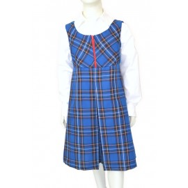pinefore dress