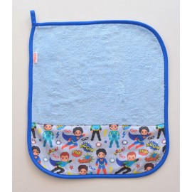 Superhero towel