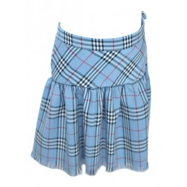 Girl light blue Skirt