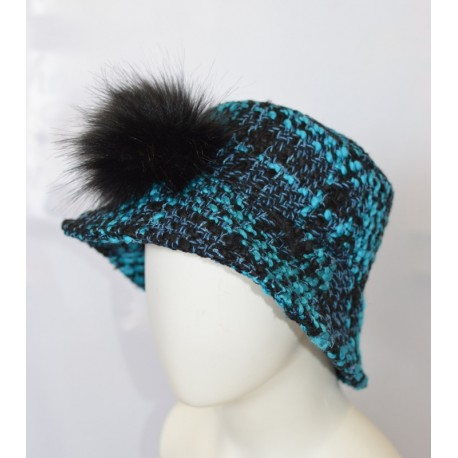 girl wool cap
