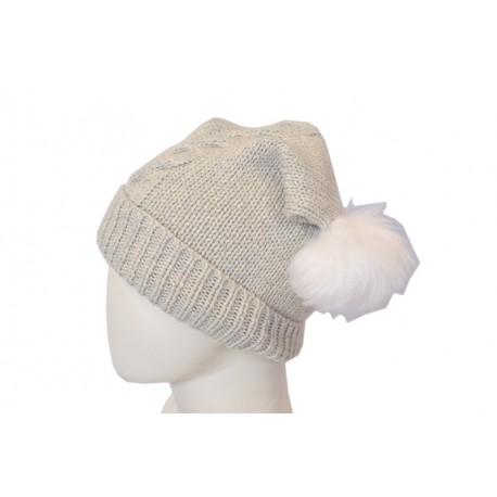 kid wool cap
