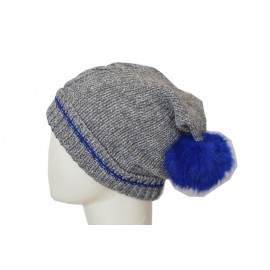 kid wool cap
