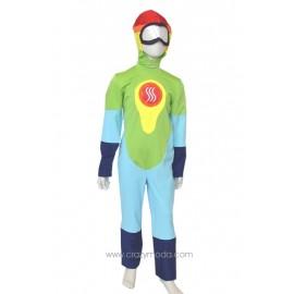 Costume carnevale Thermo Meteoheroes