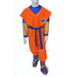 carnival dress child goku