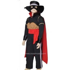 Costume bimbo Zorro