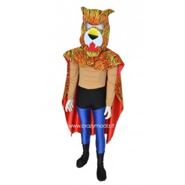 halloween dress Tigerman