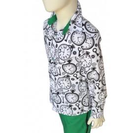 Camicia bambino Orologi