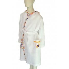 Fish1 bathrobe