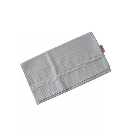 set asilo 100% puro cotone portabavaglin portaposate