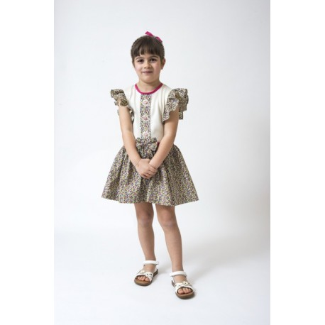 Abito bambina vestito abbigliamento cerimonia