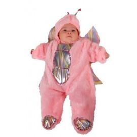 abito carnevale bambina costume farfalla