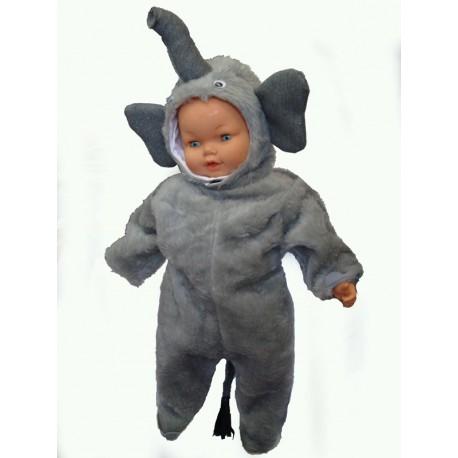 carnival dress baby elephant