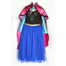 Anna baby carnival dress