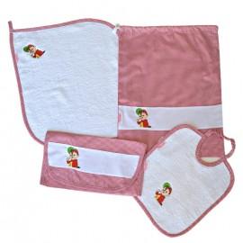 Set burp cloths