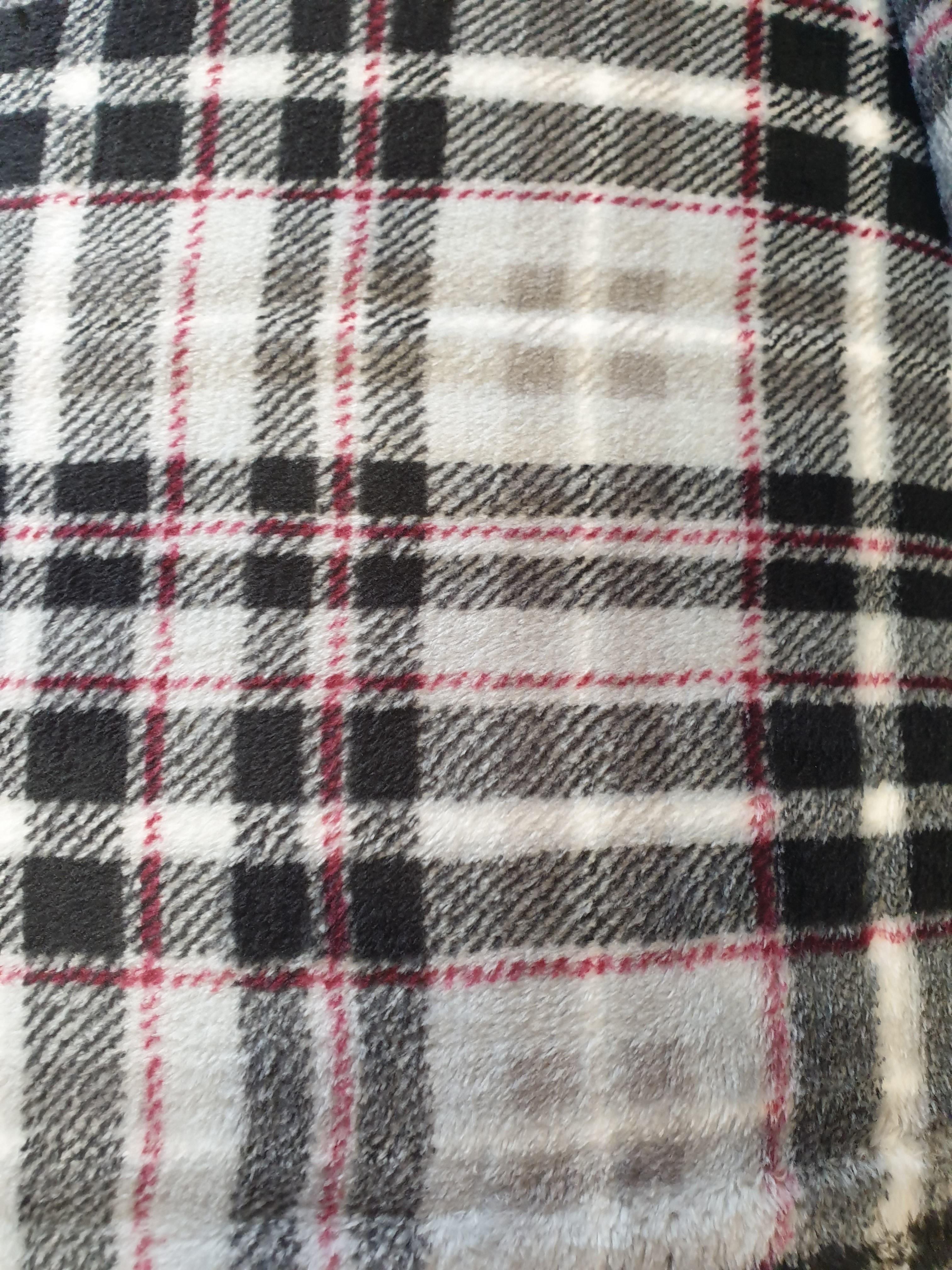 tartan grigio